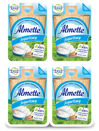 Mini Almette jogurtowy