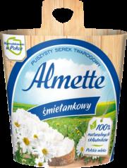 Almette śmietankowy
